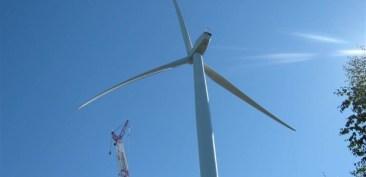 Projet éolien Nicolas-Riou