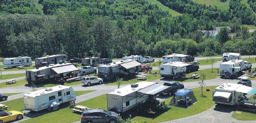 Camping KOA Bas-Saint-Laurent