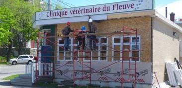 Clinique vétérinaire du Fleuve