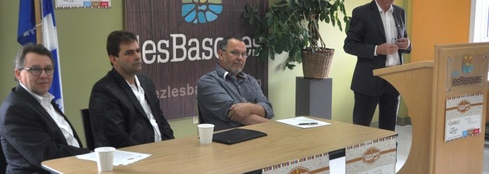 Deuxième saison pour la Crème glacée basque | Centre local de développement des Basques | Résolument partenaire