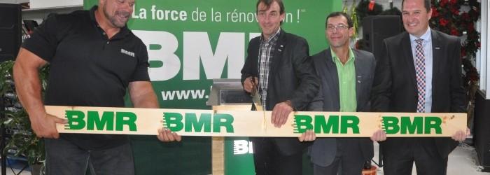Inauguration du centre de rénovation BMR de Trois-Pistoles   Centre local de développement des Basques   Résolument partenaire
