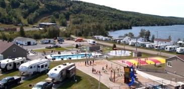Camping KOA Bas-Saint-Laurent