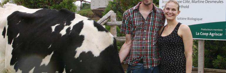 Jeunes, beaux et… bio! | Centre local de développement des Basques | Résolument partenaire