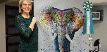 L'artiste Lise Bélanger décroche un prix international | Centre local de développement des Basques | Résolument partenaire