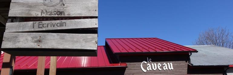 La Maison de l'écrivain revit à Trois-Pistoles | Centre local de développement des Basques | Résolument partenaire