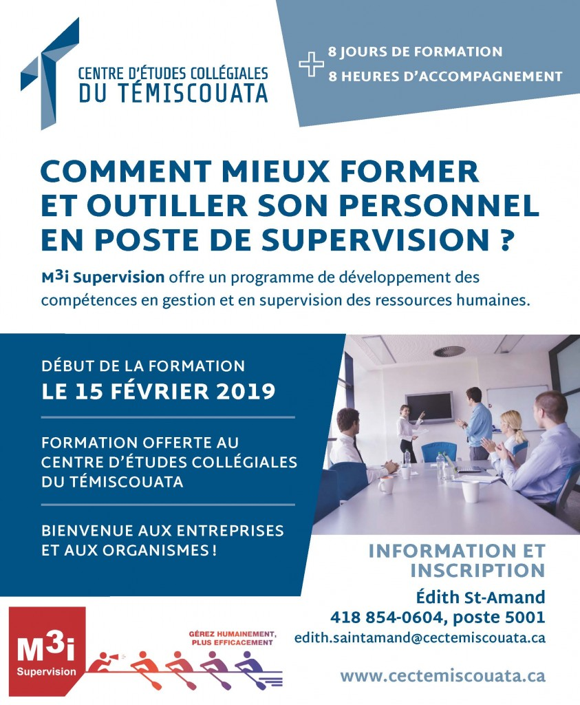 M3i Supervision