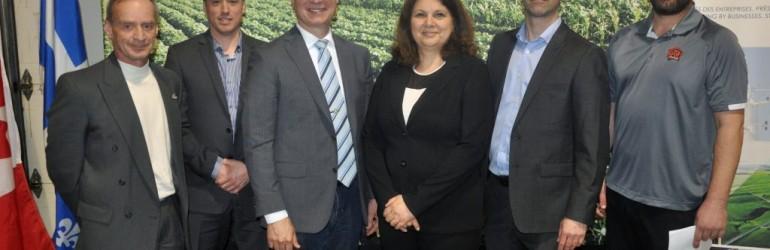 OrganicOcean et Go Usinage reçoivent près de 500 000 $ | Centre local de développement des Basques | Résolument partenaire