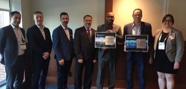 Deux reconnaissances pour le développement de la filière énergétique éolienne de l'Est-du-Québec | Centre local de développement des Basques | Résolument partenaire